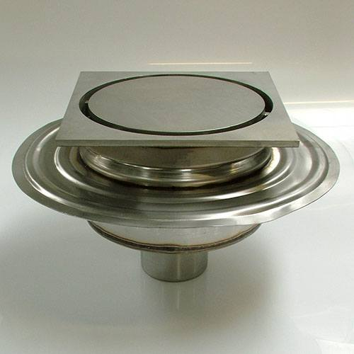 Membrane Flange for Drain Outlets