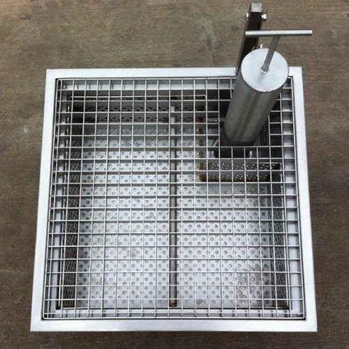Sump For Bunded Frying Areas